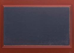 Blå med rød gr. 3