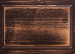 Sort antikk. For topplater, bakvegg og gesims. kan leveres på hele møbel mot tillegg.